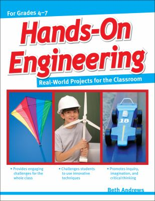 Hands-On Engineering Real-World Projects for the Classroom N/A edition cover