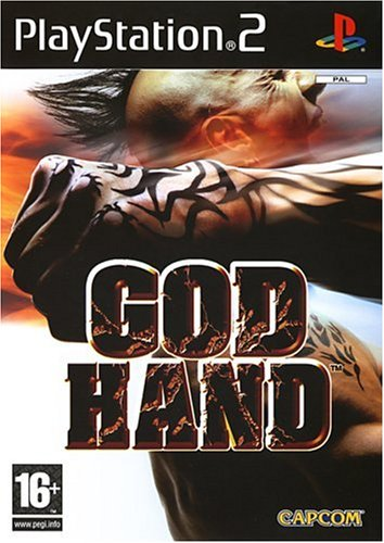 God Hand PlayStation2 artwork