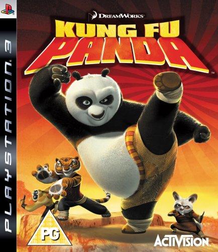 Kung Fu Panda (PS3) PlayStation 3 artwork