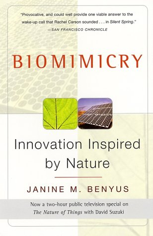 Biomimicry Innovation Inspired by Nature N/A edition cover