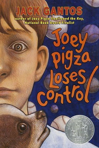 Joey Pigza Loses Control   2000 edition cover