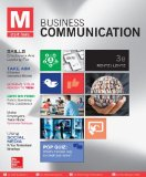 M: Business Communication: 3rd 2014 9780073403229 Front Cover