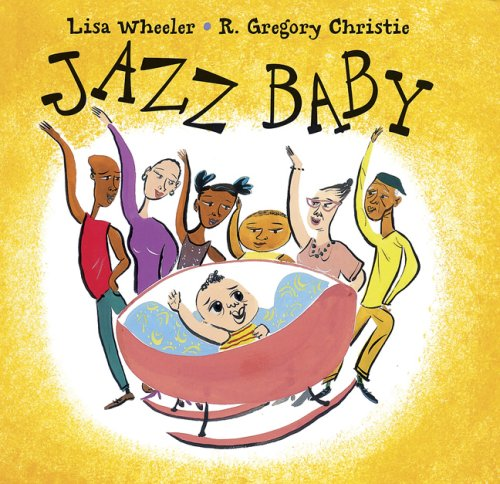 Jazz Baby   2004 edition cover