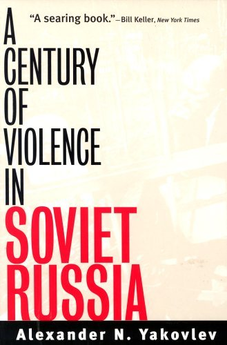 Century of Violence in Soviet Russia   2004 9780300103229 Front Cover