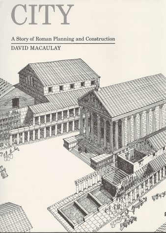 City A Story of Roman Planning and Construction  1974 edition cover