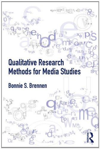 Qualitative Research Methods for Media Studies An Introduction  2013 edition cover