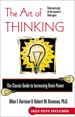 Art of Thinking   2002 edition cover