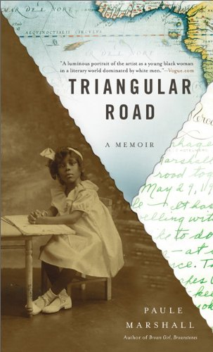 Triangular Road A Memoir N/A 9780465019229 Front Cover