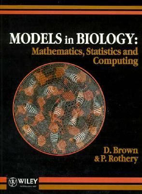 Computing Examples Supplement to Models in Biology Mathematics, Statistics and Computing  1993 9780471933229 Front Cover