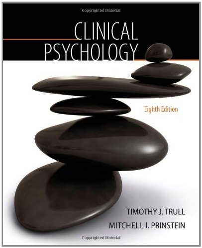 Clinical Psychology  8th 2013 edition cover