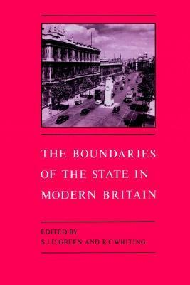 Boundaries of the State in Modern Britain   2002 9780521522229 Front Cover