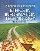 Ethics in Information Technology  3rd 2010 edition cover