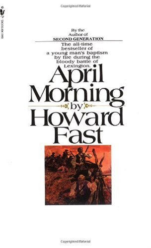 April Morning  N/A 9780553273229 Front Cover