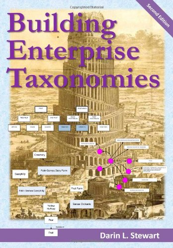 Building Enterprise Taxonomies  N/A 9780578078229 Front Cover