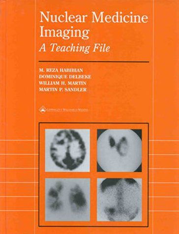 Nuclear Medicine Teaching File N/A 9780683301229 Front Cover