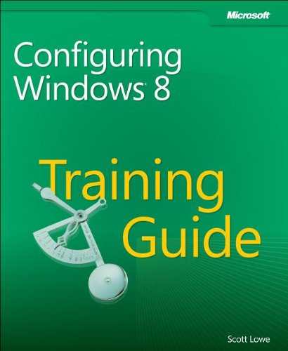 Configuring Windows 8   2013 edition cover