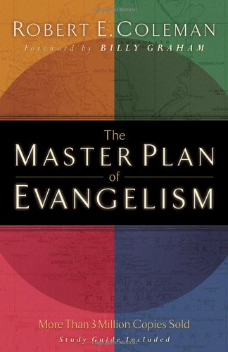 Master Plan of Evangelism   2006 (Annotated) 9780800731229 Front Cover