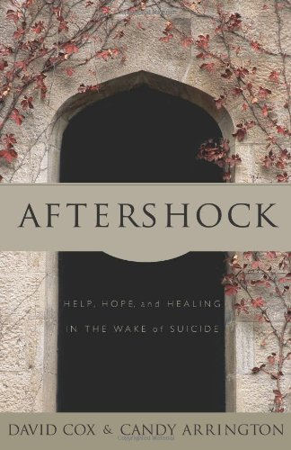 Aftershock Help, Hope, and Healing in the Wake of Suicide  2003 edition cover