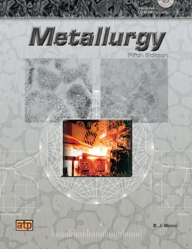 METALLURGY                     N/A edition cover