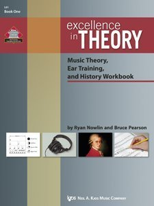 EXCELLENCE IN THEORY,BOOK 1 N/A 9780849705229 Front Cover