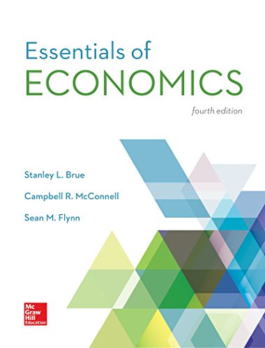 Essentials of Economics:   2018 9781259680229 Front Cover