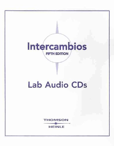 Intercambios  5th 2007 9781413020229 Front Cover
