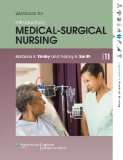 Introductory Medical-Surgical Nursing  11th 2014 (Revised) edition cover