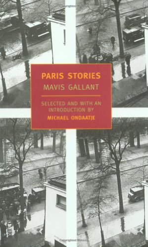 Paris Stories   2002 edition cover