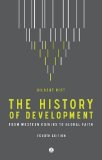 History of Development From Western Origins to Global Faith 4th 2014 (Revised) 9781783600229 Front Cover