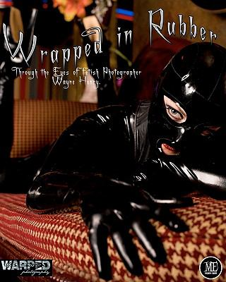 Wrapped in Rubber  N/A 9781936882229 Front Cover