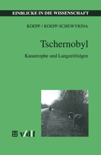 Tschernobyl   1996 9783815435229 Front Cover