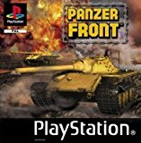 Panzer Front PlayStation artwork