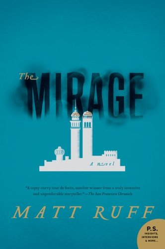 Mirage   2011 edition cover