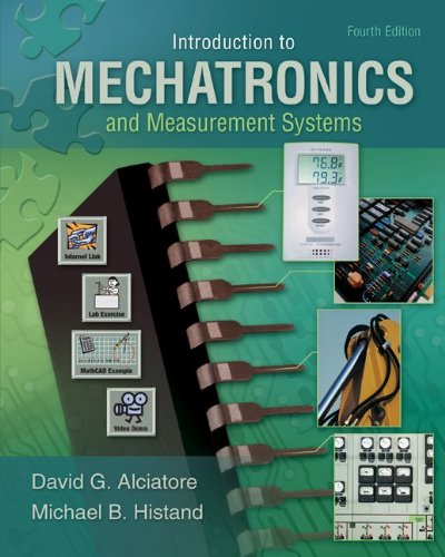 Introduction to Mechatronics and Measurement Systems  4th 2012 edition cover