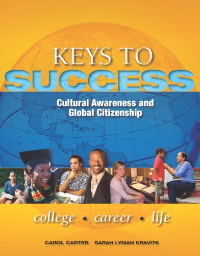 Keys to Success Cultural Awareness and Global Citizenship  2013 (Revised) 9780132850230 Front Cover