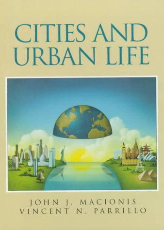 Cities and Urban Life  1st 1998 9780137363230 Front Cover