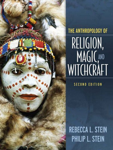Anthropology of Religion, Magic, and Witchcraft  2nd 2008 edition cover