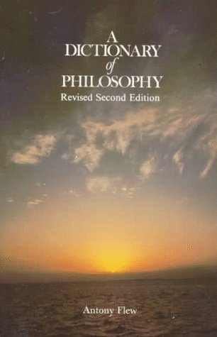 Dictionary of Philosophy  2nd (Revised) 9780312209230 Front Cover