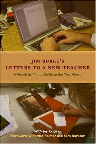 Letters to a New Teacher A Month-by-Month Guide to the Year Ahead  2006 edition cover