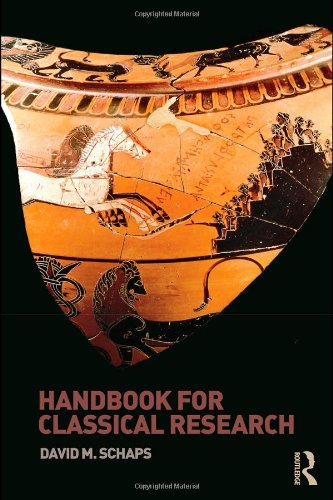 Handbook for Classical Research   2008 edition cover