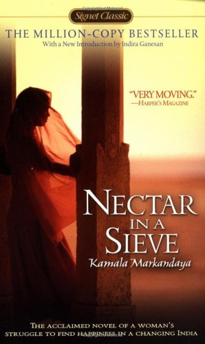 Nectar in a Sieve   2002 edition cover