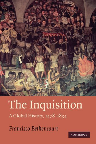 Inquisition A Global History, 1478-1834  2009 9780521748230 Front Cover