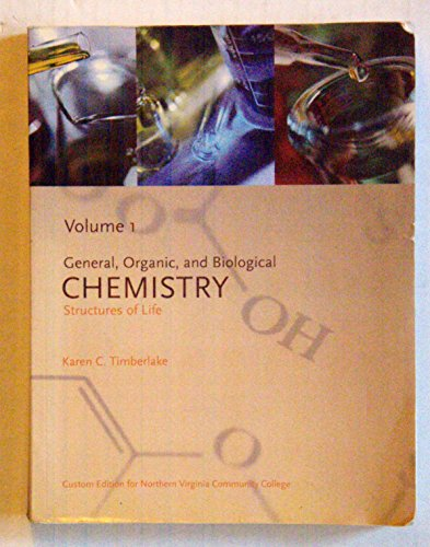 GENERAL,ORG.+BIO.CHEM.,VOL.1 > N/A edition cover