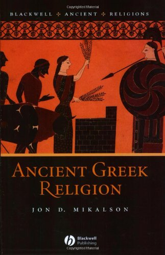 Ancient Greek Religion   2004 edition cover