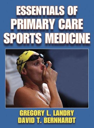 Essentials of Primary Care Sports Medicine   2003 edition cover