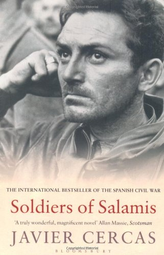 Soldiers of Salamis N/A edition cover