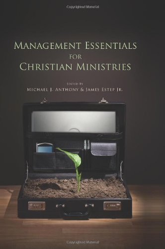 Management Essentials for Christian Ministries   2005 edition cover