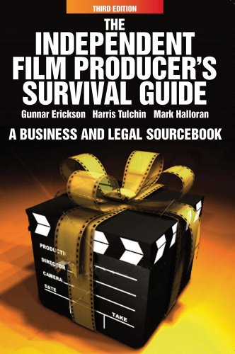 Independent Film Producer's Survival Guide: A Business and Legal Sourcebook 3rd Edition A Business and Legal Sourcebook 3rd Edition 3rd 2010 edition cover