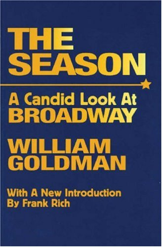 Season A Candid Look at Broadway Revised edition cover