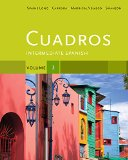 Cuadros Intermediate Spanish + iLrn Heinle Learning Center 6 Month Printed Access Card:   2012 9781133287230 Front Cover